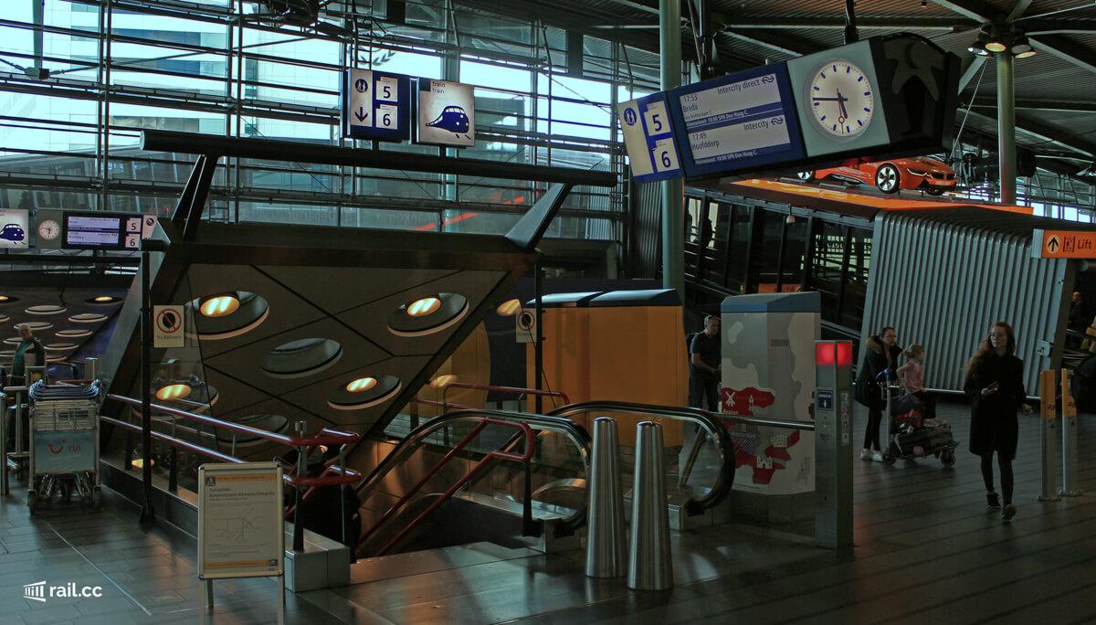 Bergen Busstasjon Plattform O