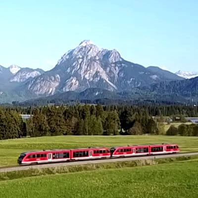 Germany Interrail One Country Pass