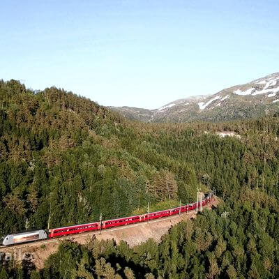 Norway Interrail One Country Pass