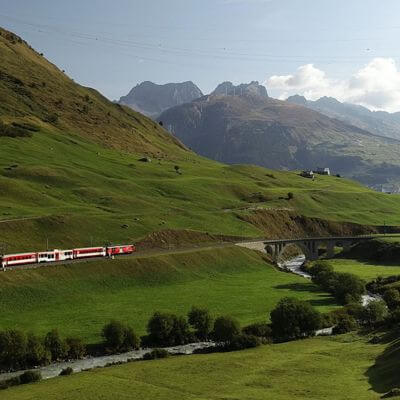 Switzerland Interrail One Country Pass