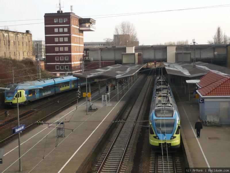 OsnabrГјck Hauptbahnhof