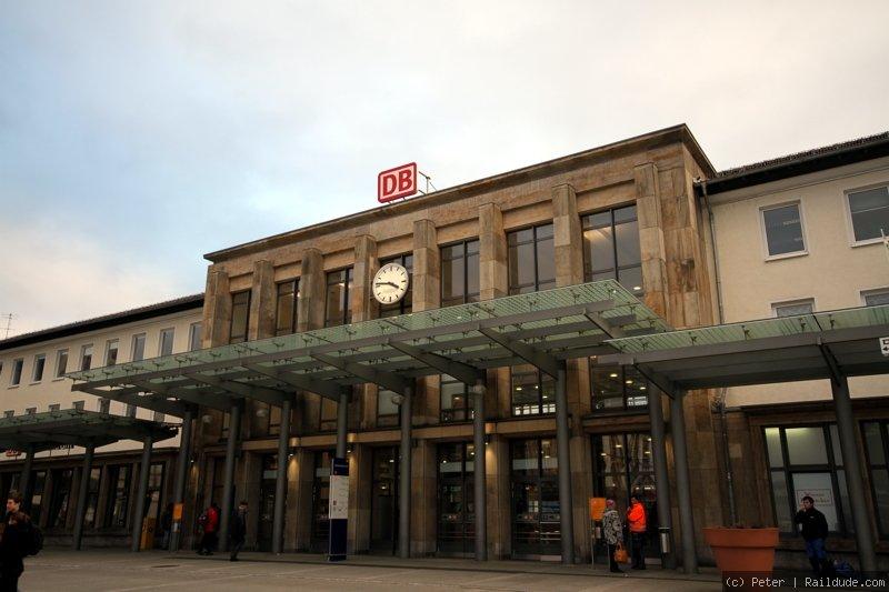 Central Kaiserslautern