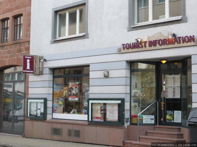 Tourist Info Marburg