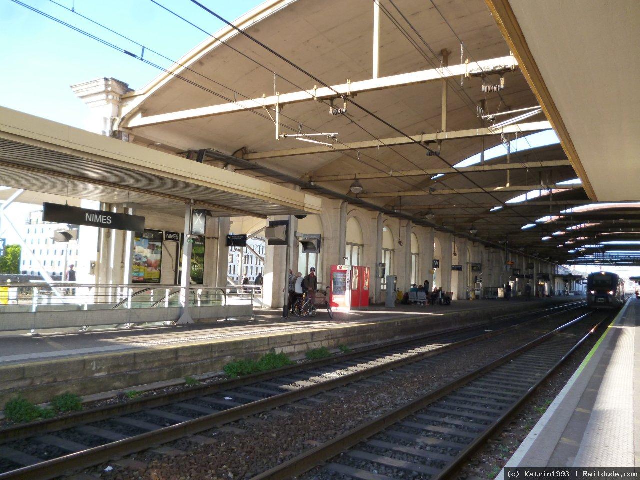 N 238 Mes Railway Station Railcc