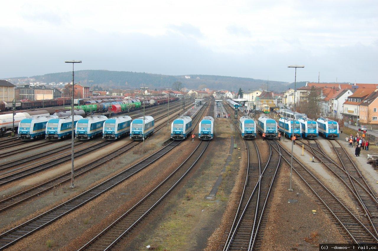 Schwandorf Bahnhof