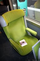 Train à Grande Vitesse (TGV) train - 1st class