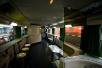 Intercidades (IC) train - Buffet car