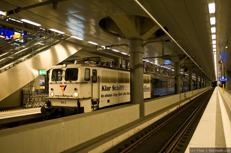 tåg till berlin från malmö