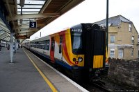 South West Trains (SWT) train - Class 444 Intercity train