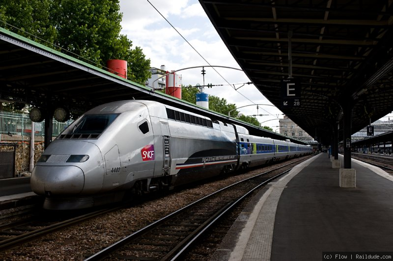 TGV Alleo France - Germany