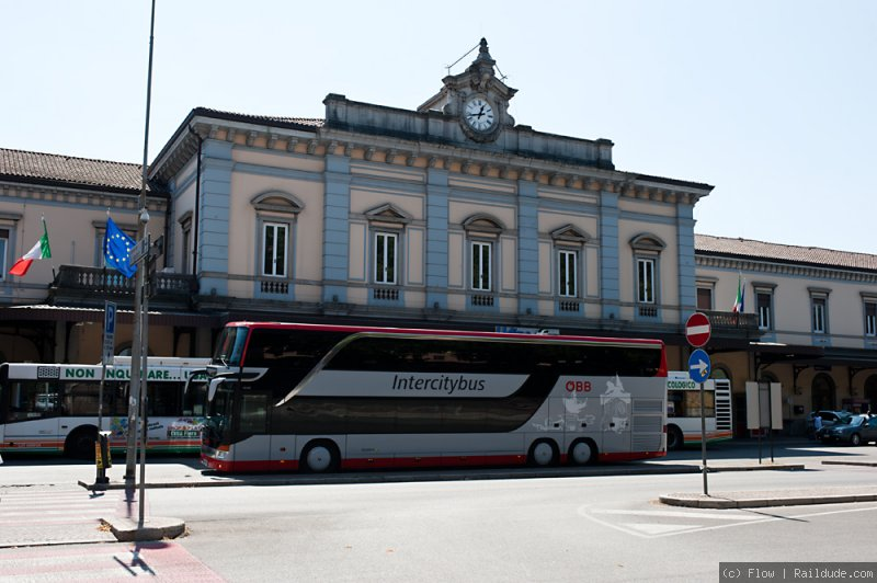 InterCity Bus Italien
