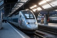 TGV Lyria France - Switzerland
