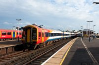 South West Trains (SWT) train - Class 159 Intercity train