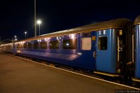 Arriva Trains Wales (ARR) train - Mark II coach of Holyhead - Cardiff express