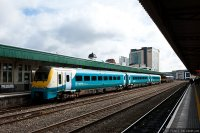 Arriva Trains Wales (ARR) train - Class 175 Intercity train in Cardiff