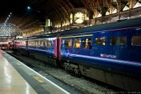 First Great Western (FGW) train - Mark III HST coaches