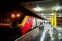 Virgin Trains (VIG) train - Super Voyager