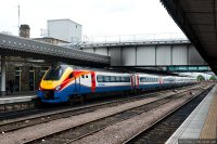 East Midlands Trainsoperates (EMT) train - Meridian Intercity train