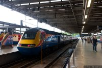 East Midlands Trainsoperates (EMT) train - HST Intercity train at St Pancras