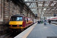 ScotRail (SCO) train - Caledonian Sleeper at Glasgow Central