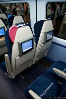 First Great Western (FGW) train - VOLO TV is free of charge