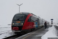 Regionalzug (R) train -