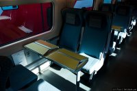 Allegro (AE) train - 2nd class seats