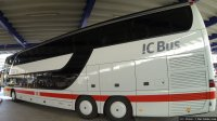 IC InterCity Bus (ICBus) train