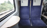 S-Bahn (S) train - First class