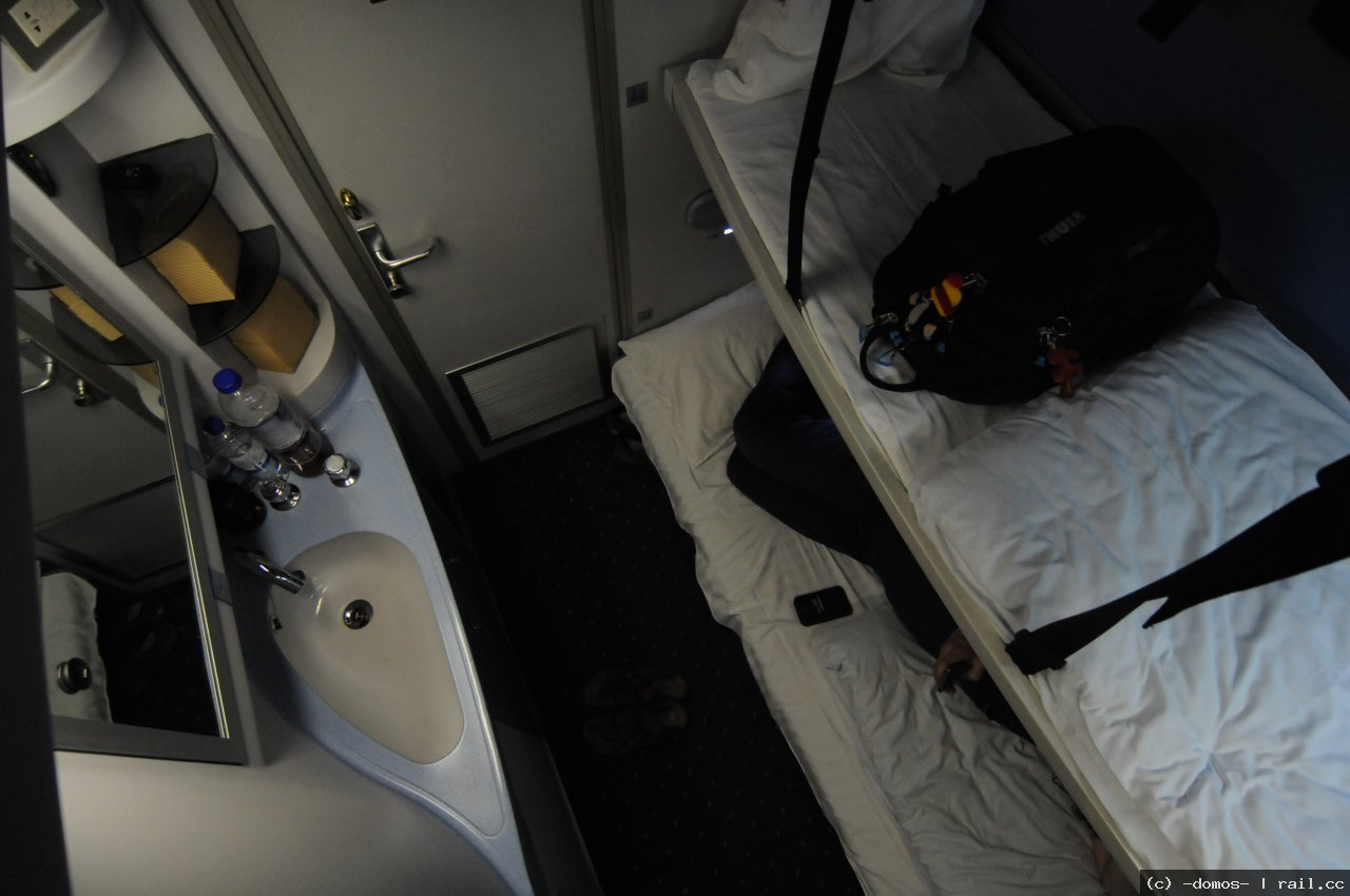 Sleeper Cabin