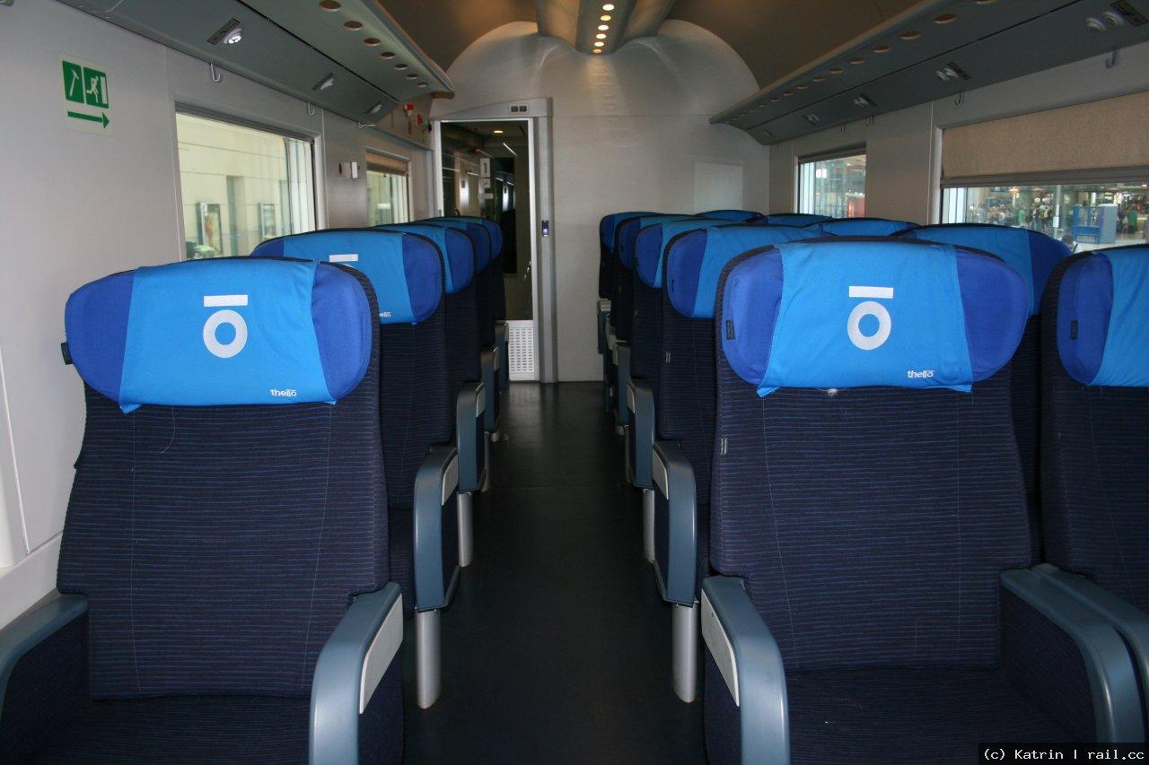 Eurocity Thello (THELLO) - THELLO | train types | railcc