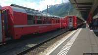 Bernina Express (BEX) train