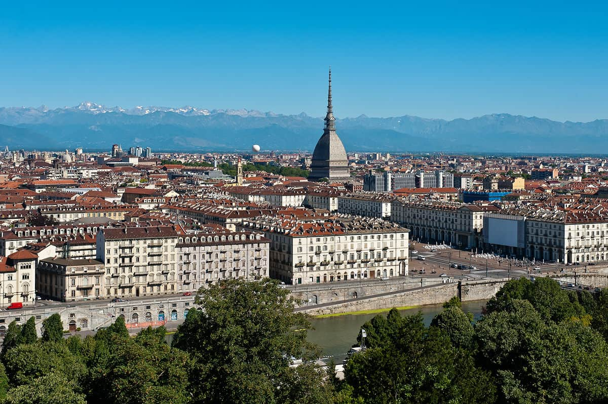 Turin Panorama.