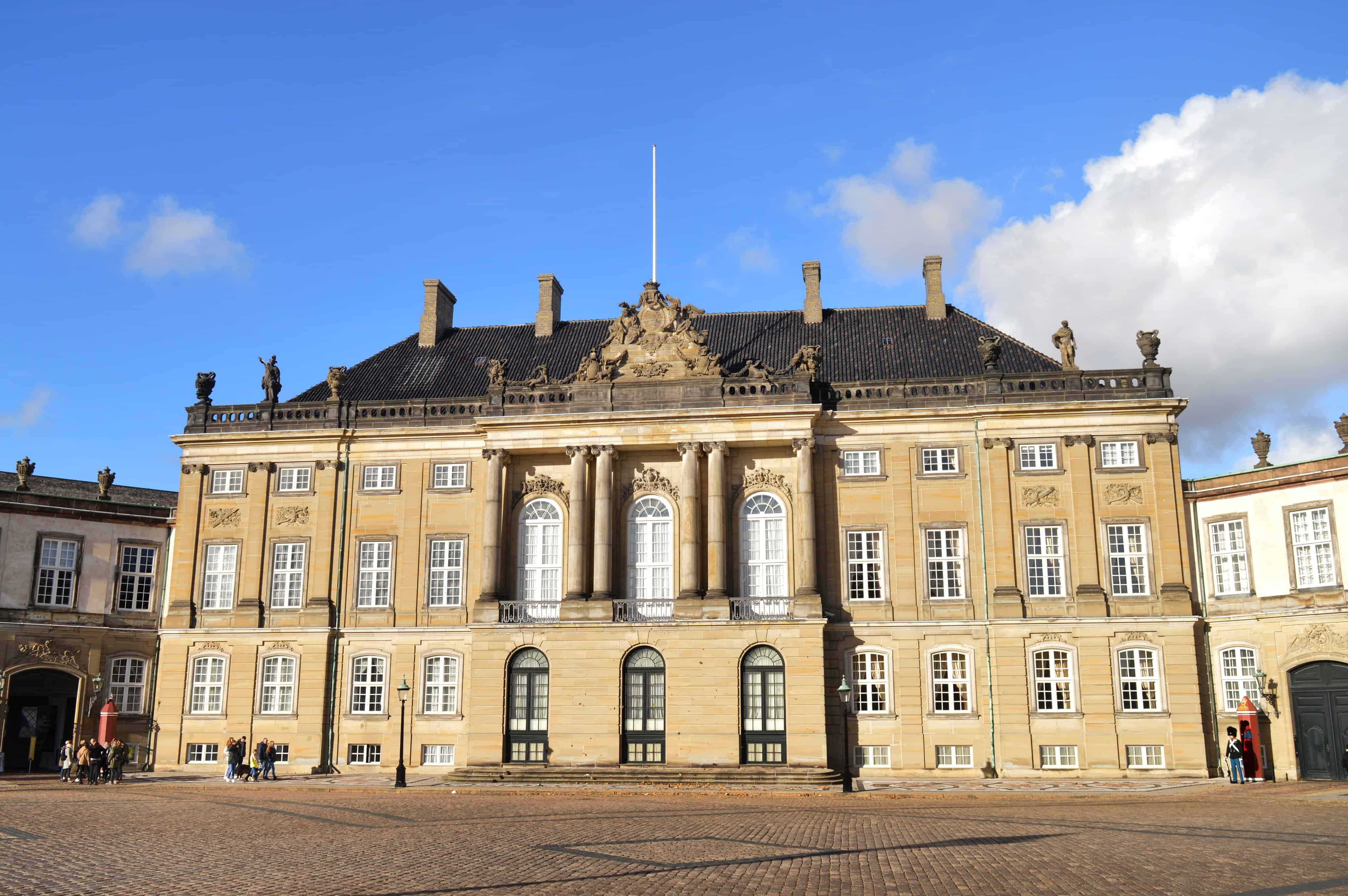 Amalienborg and Rosenborg Palaces
