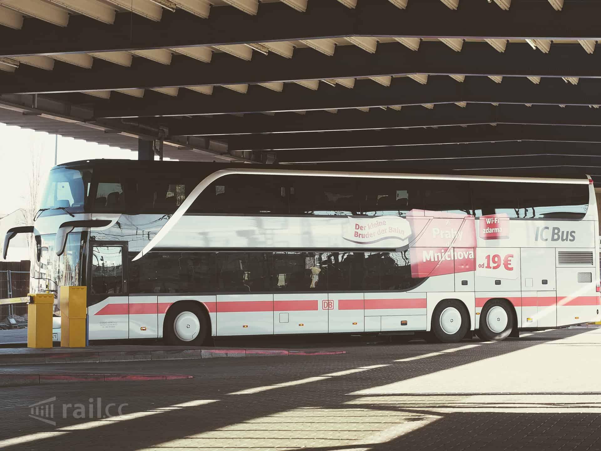 Ic Bus Bahn
