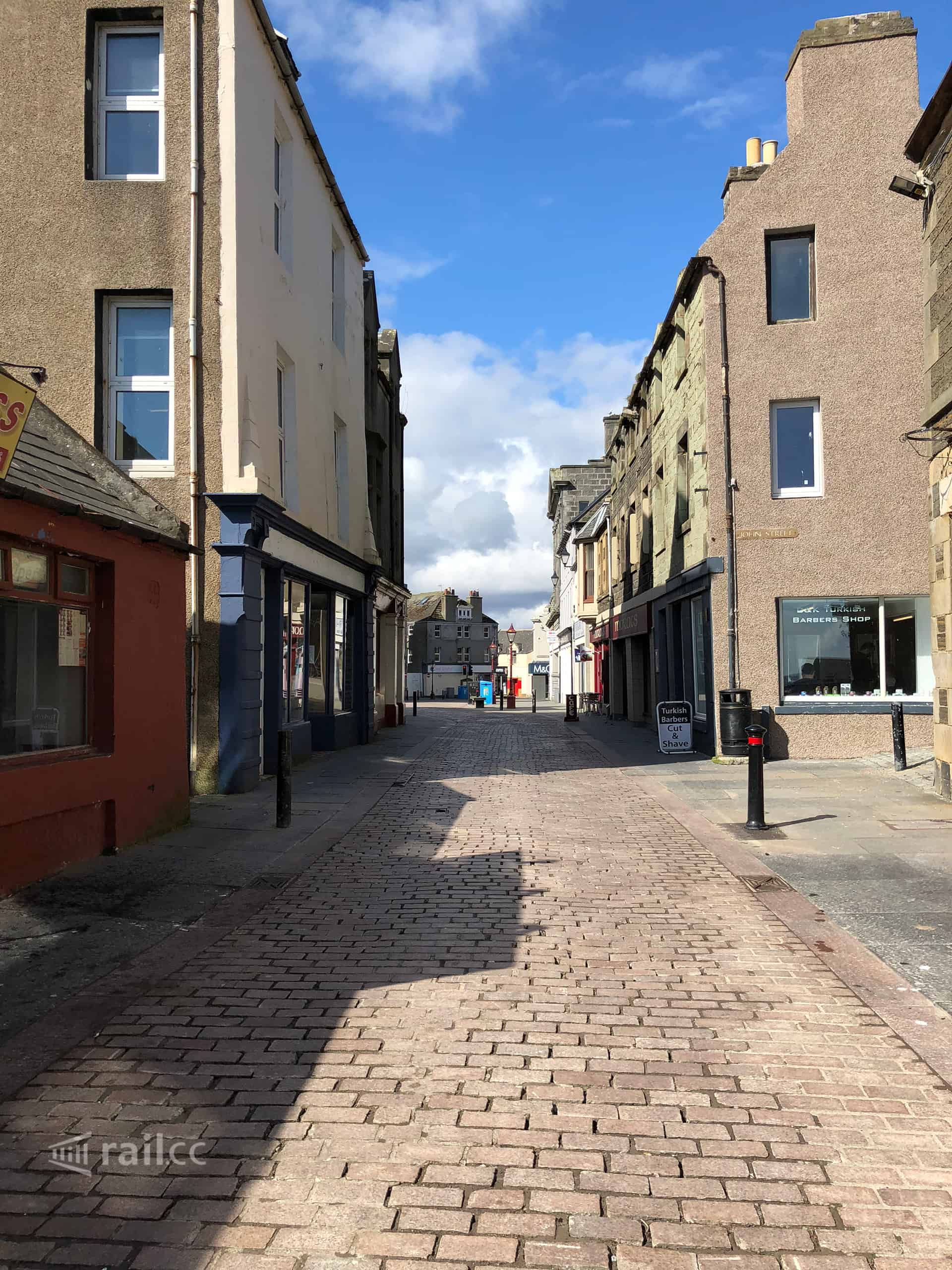 Streets of Wick
