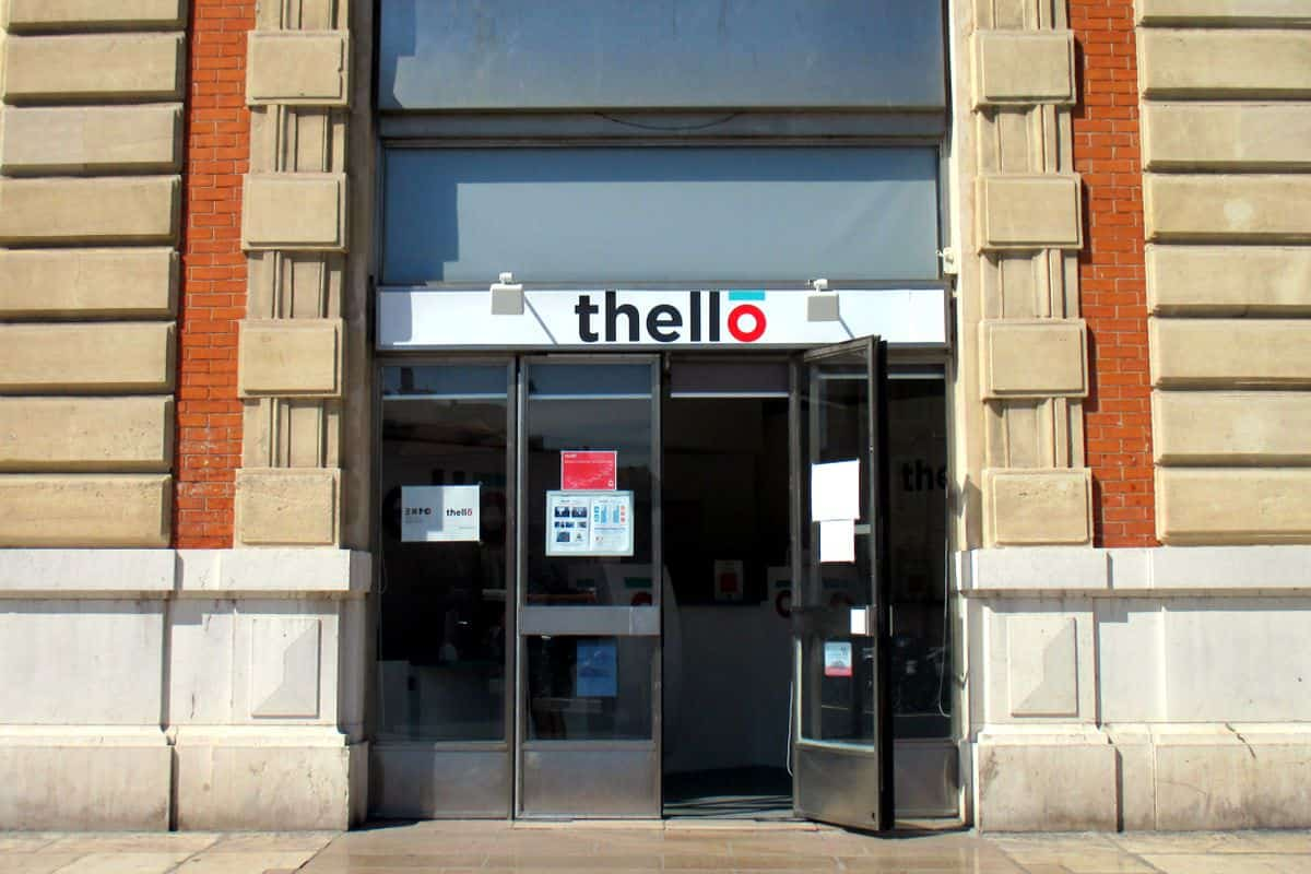 Thello Boutique in Nice Ville