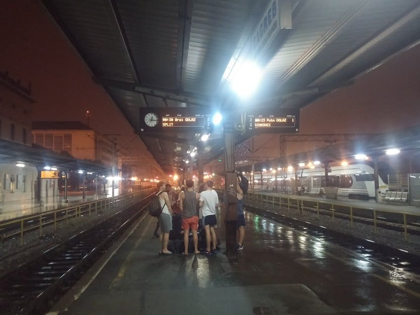 Bahnhof Zagreb