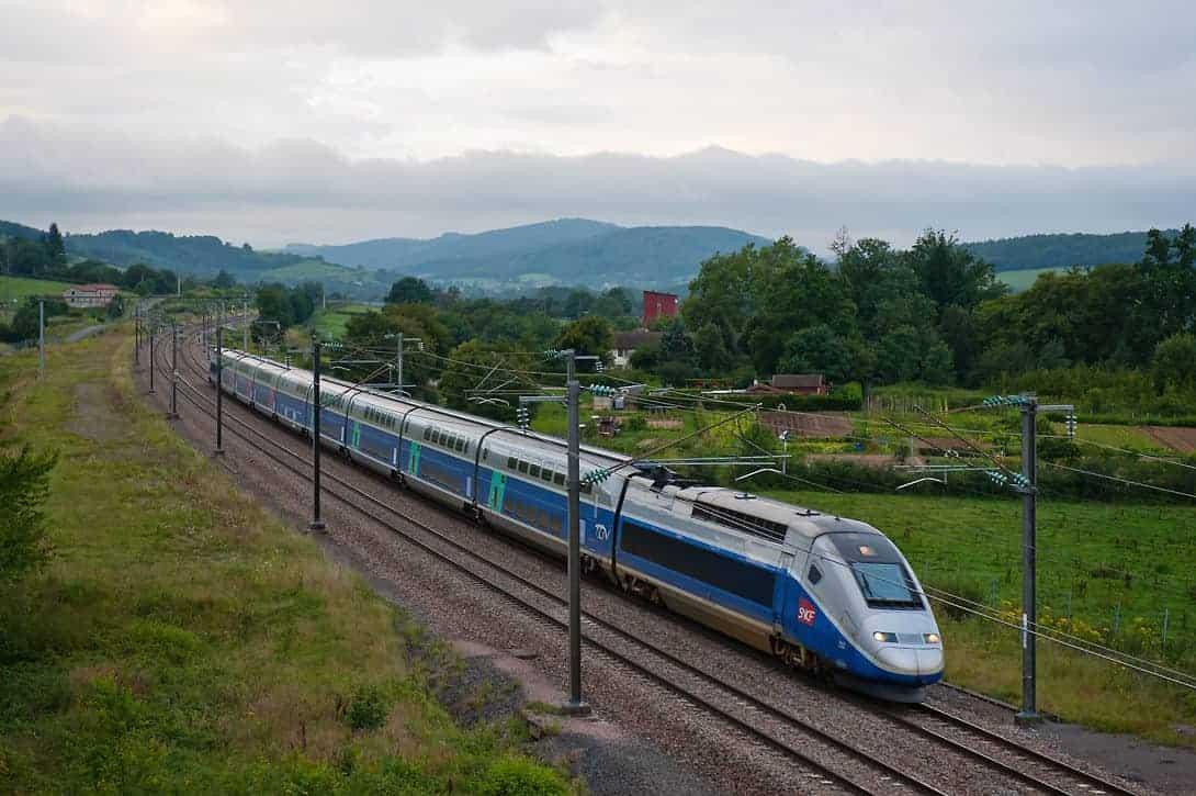 TGV inOui Zug Paris nach Marseille