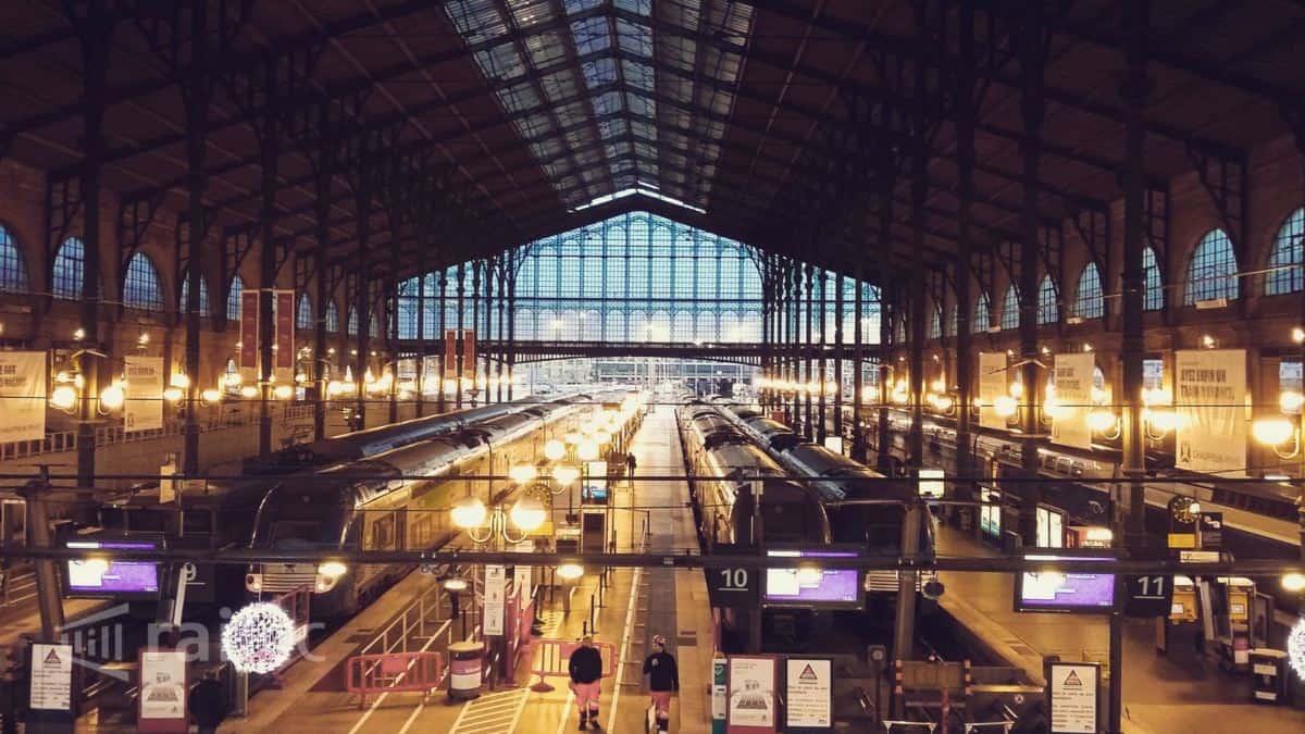 Bahnhof Paris Gare du Nord