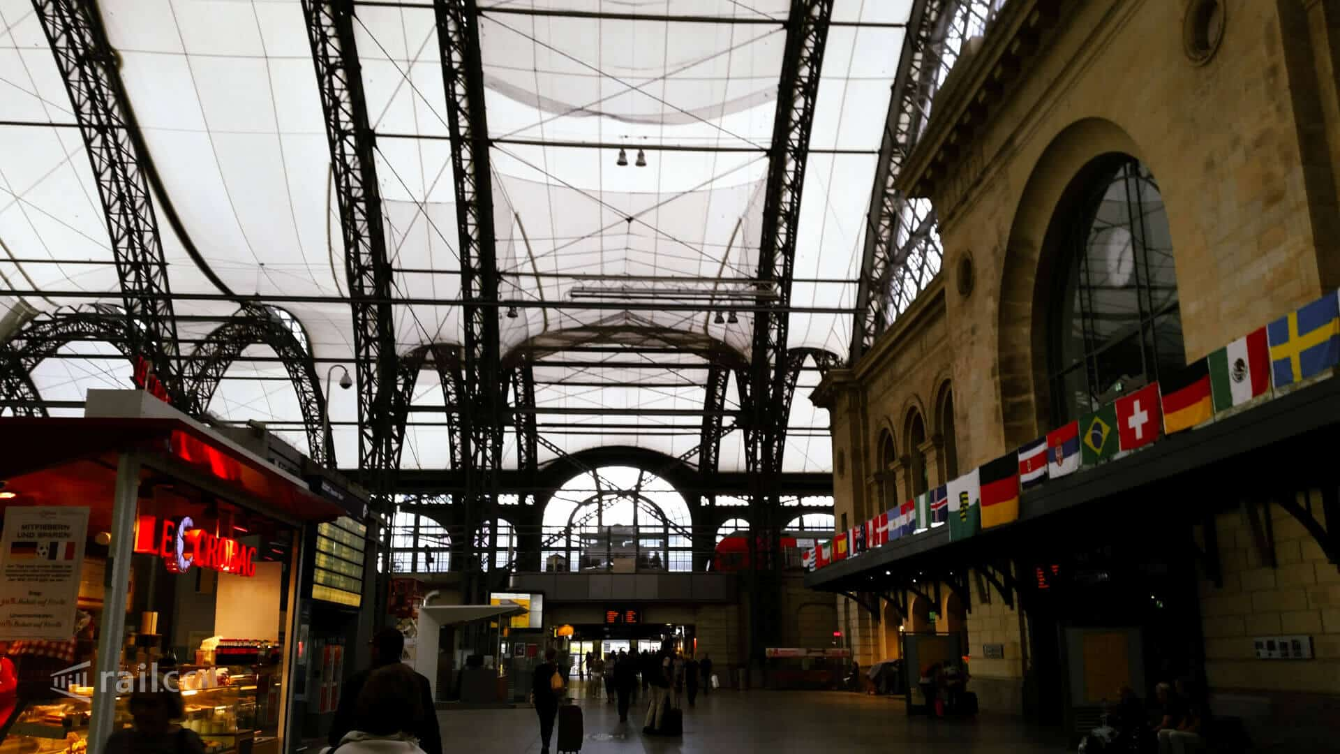 Wieder daheim: Mein Heimatbahnhof Dresden