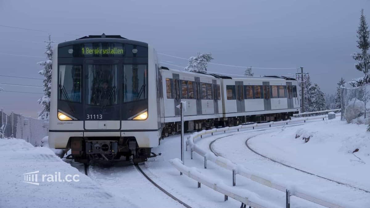 Metro in Oslo