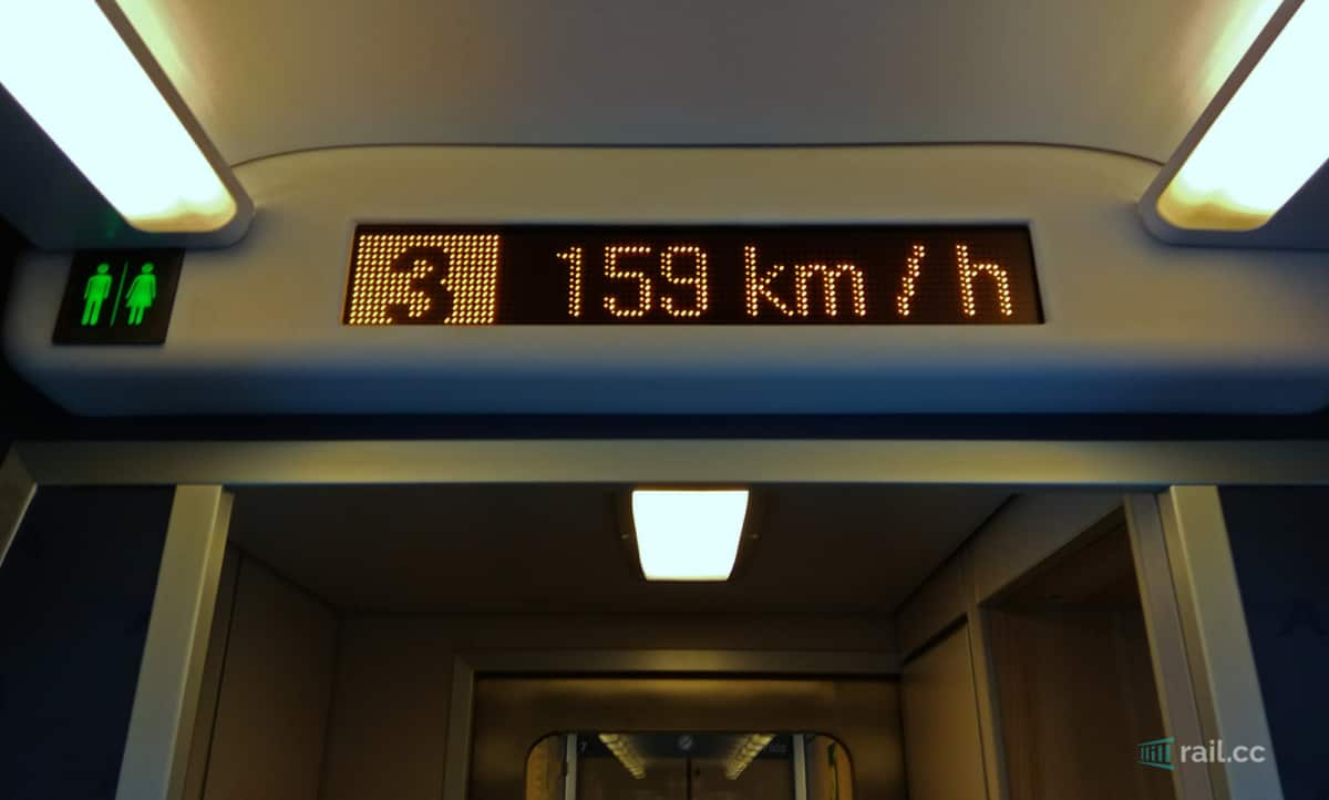 In 3.5 Stunden von St.Petersburg nach Helsinki mit dem Zug