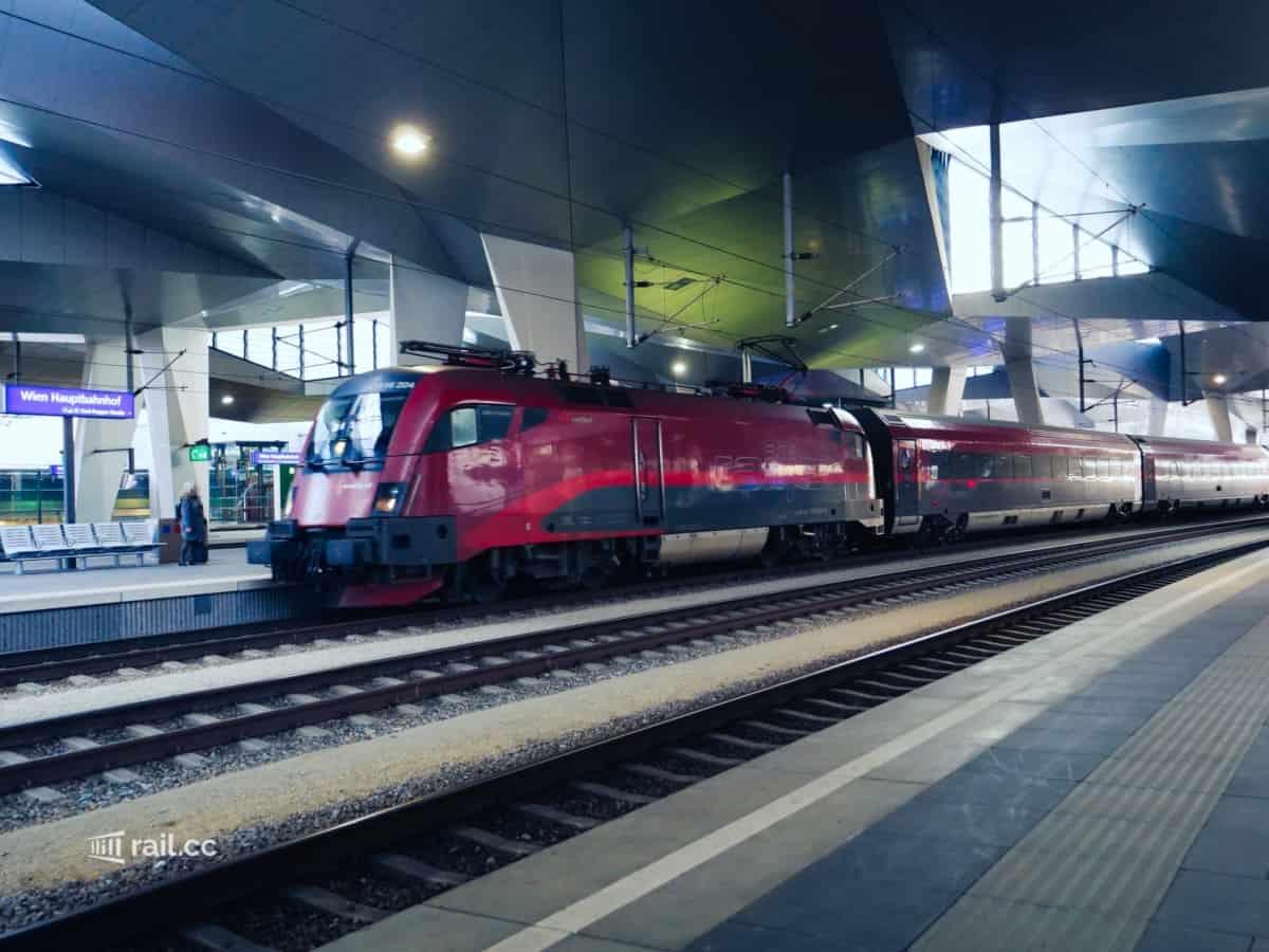 München Wien Zug