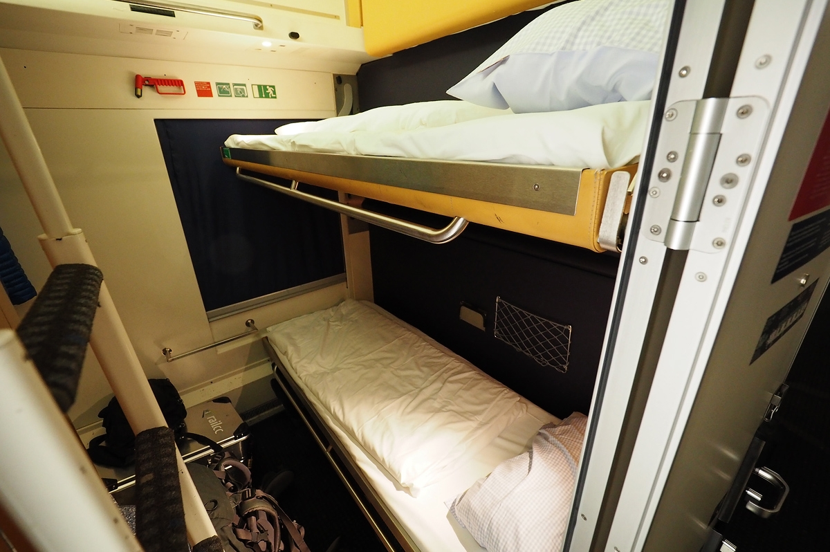 Vagone Letto.Nightjet Da Roma A Monaco Di Baviera Biglietti Di Treno Da 29
